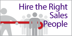 Hire the Right Sales People