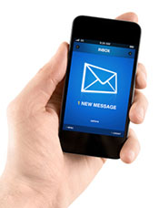 Email is the new phone
