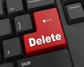 The email Delete Barrier