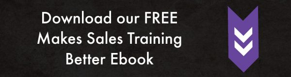 Sales Training Better Ebook