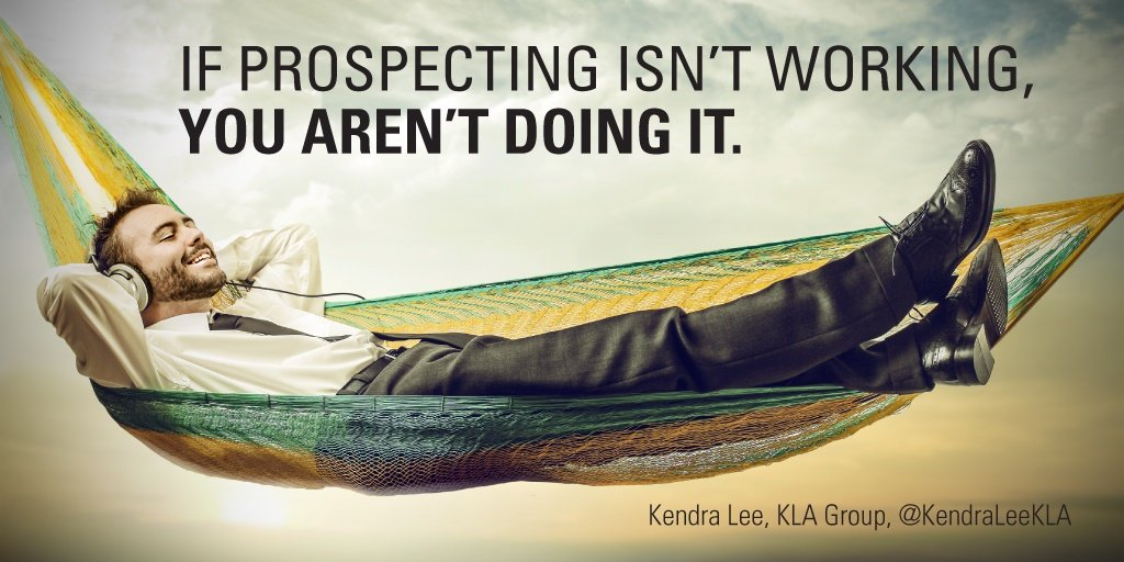 What's Holding Your Prospecting Back?