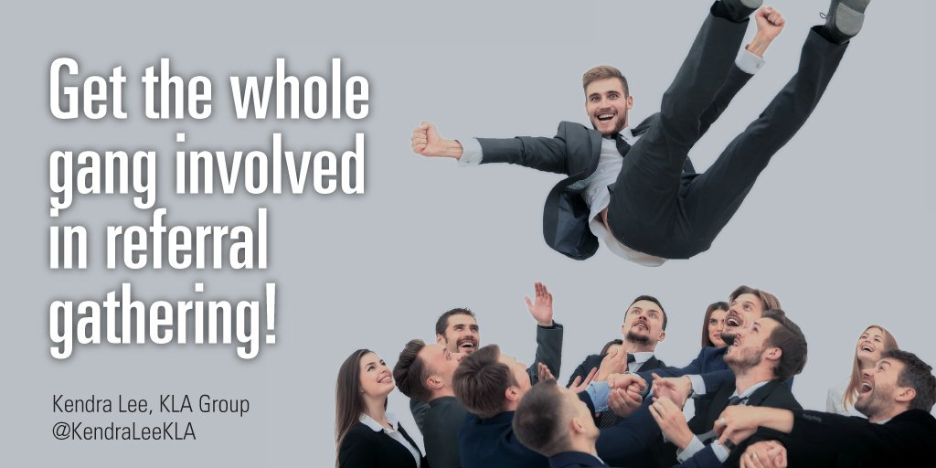 Get Proactive About Referrals